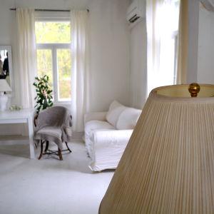 """Rita Bergmans """"Villa Wappu"""" är ett av objekten under Lovisa Historiska Hus."""