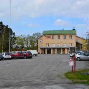 Socklot skola i Nykarleby