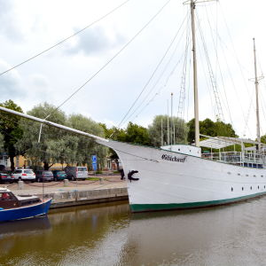 Restaurangbåten Glückauf