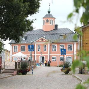 Gamla rådhuset i Borgå.