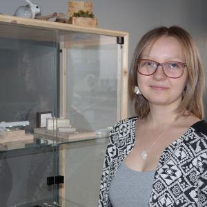 Smyckedesigner Jenny Puputti
