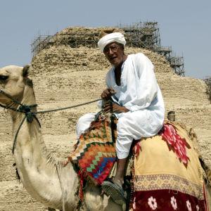 Djosers trappstegspyramid,