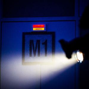 Viimeinen ilta M-studioilla