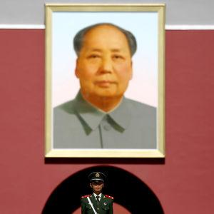 Bild av Mao Zedong