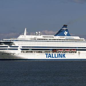 M/s Silja Europa  sommaren 2008.