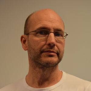 Peik Österholm, redaktör vid Yle nyheter