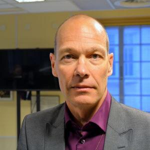 Utbildningsdirektör Rikard Lindström