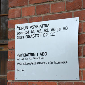 Psykiatriska sjukhuset i Åbo