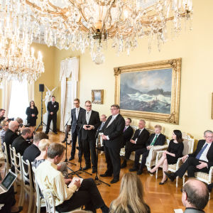 Juha Sipiläs regering tillträder.