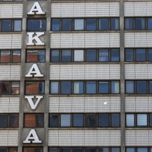 Akademikercentralen Akavas hus