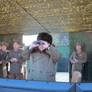 FN:s människorättsråd vill åtala Kim Jong Un och andra nordkoreanska ledare för omfattande människorättsbrott