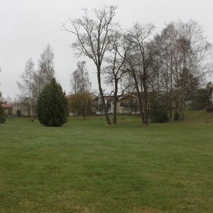 Modernare radhus i Munkviken
