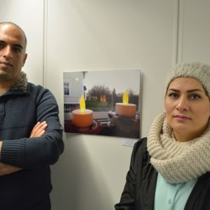 fotografen mahmud sanjar afshar från afganistan
