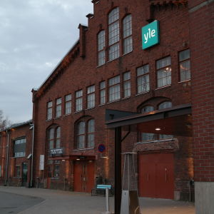 Yle i Åbo på Logomo