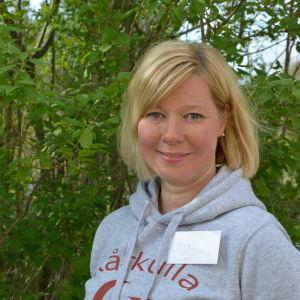 Miia Lindström är regionschef för Kårkulla.