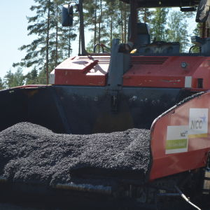 asfalts fordon