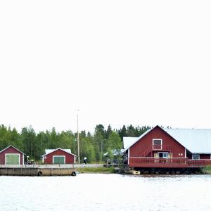 Salteriet i Svedjehamn, Björköby
