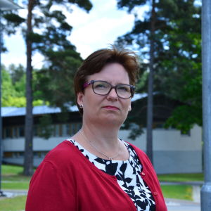 Samkommunsdirektör Sofia Ulfstedt