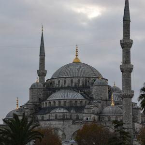 Istanbulilainen moskeija