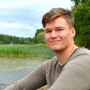 Simon Strömgård.