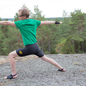 Yoga i natur