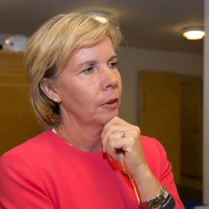 Anna-Maja Henriksson puheenjohtaja RKP