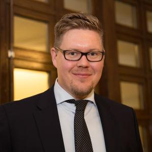 Antti Lindtman kansanedustaja eduskunta