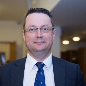 Mika Ranta kansanedustaja eduskunta