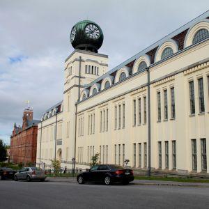 Strengberg tobakfabrik i Jakobstad
