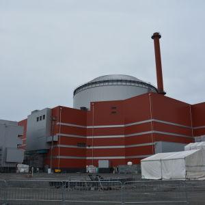 Kärnkraftverket i Olkiluoto, reaktor 3.