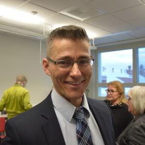 Novias rektor Örjan Andersson.