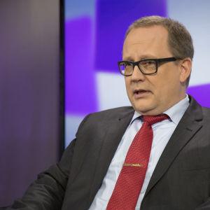 Tomas Häyry / Kaupunginjohtaja / Vaasa / Kovatalous