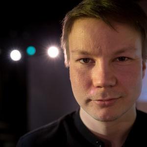 Näyttelijä Niillas Holmberg, Arktinen Odysseia, kansallisteatteri, 7.3.2017.