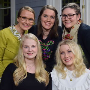 Bloggare på Strömsö