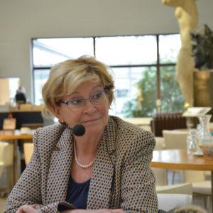 SFP:s Ulla Achrén.