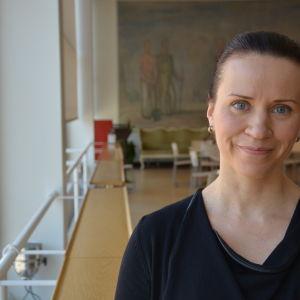 Åbo filharmoniska orkesters nya intendent Maati Rehor.
