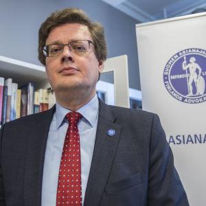 Jarkko Ruohola / Puheenjohtaja / Suomen asianajajaliitto / 22.5.2017