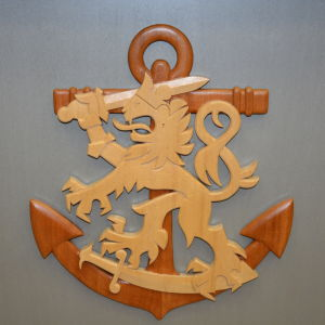 marinens vapen