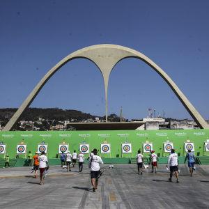 Bågskytte i Rio