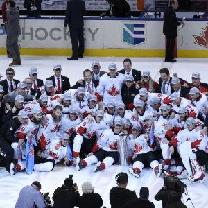 Kanadas guldlag i World Cup