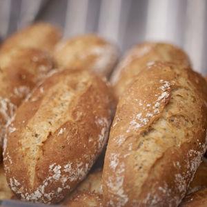 Vaaleaa leipää