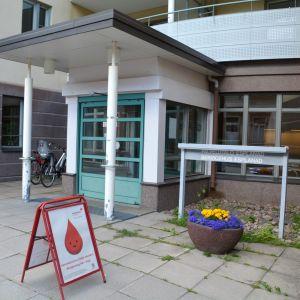 Servicehuset Esplanad i Lovisa.