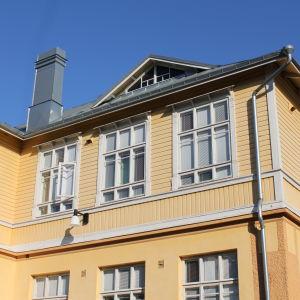 katedralskolan vid Malmgatan 2 i Åbo