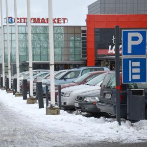 K-citymarket i Kuppis