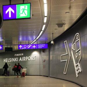 Helsingfors-Vanda flygplats drivs av Finavia.
