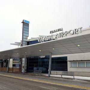 Vasa flygplats.