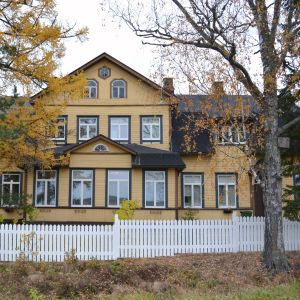 Syväpurostiftelsens hus i Liljendal