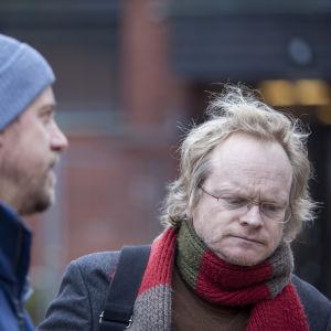 Patrik (Erik Johansson) & Filip (Martin Luuk)