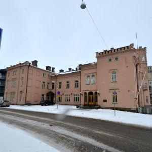 Landshövdingsresidenset i Vasa.