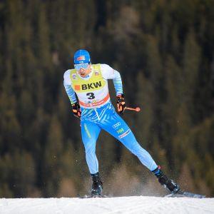 Martti Jylhä, 2016.